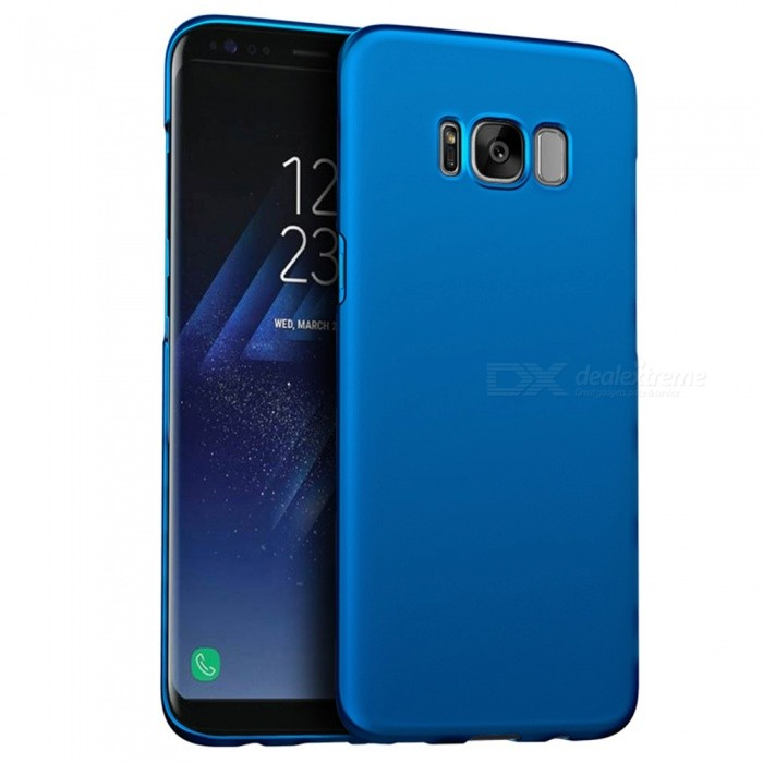 newest 723e0 29274 Naxtop PC Hard Protective Back Case for Samsung Galaxy S8 Plus - Blue