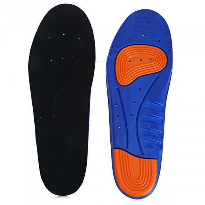 Multifunction Unisex Sports Running Shoes Insole - Blue (Size 35-39) for sale in Bitcoin, Litecoin, Ethereum, Bitcoin Cash with the best price and Free Shipping on Gipsybee.com