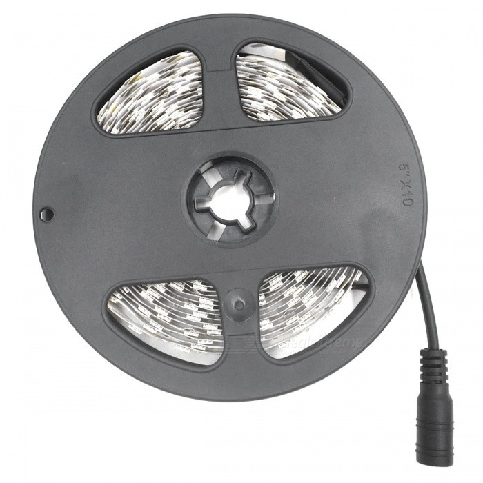 SZFC 5m 300LED Warm White Non-Waterproof LED Strip with Power ...