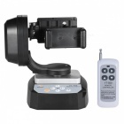 ZIFON YT-500 Panoramic Electric Remote Control PTZ - Svart