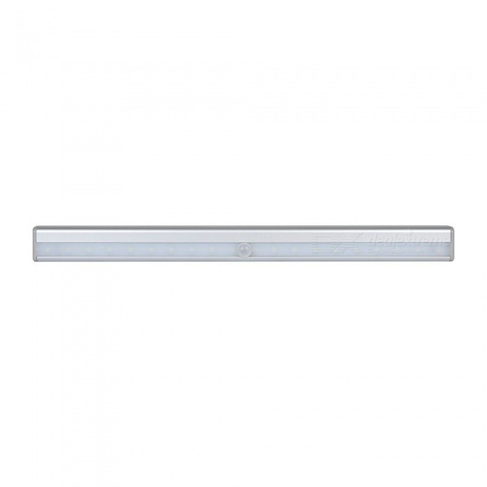 Buy USB 0406+ 20-LED White Light USB Induction Strip Lamp with Litecoins with Free Shipping on Gipsybee.com
