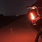 UltraFire Traffic Stick 7W 250LM Mini LED Fokuserbar 3-ficklampa