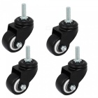 15-Inch-Diameter-Wheel-360-Degree-Rotatable-Swivel-Casters-(4pcs)
