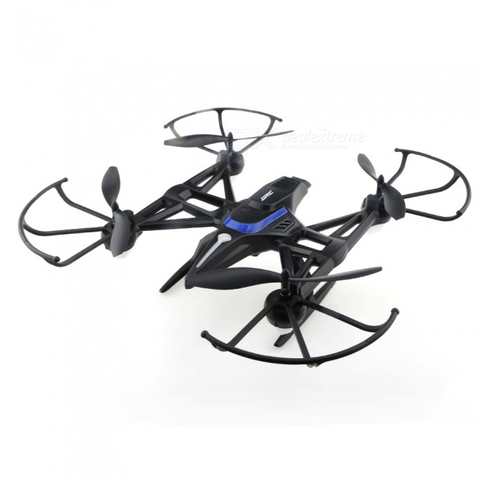 JJRC H50CH-2 4-CH Headless RC Quadcopter with 2MP Camera - Black