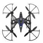 JJRC H50CH-2 4-CH Headless RC Quadcopter 2MP kameralla - musta