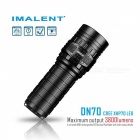 IMALENT DN70 CREE XHP70 3800 Lumens 325 Meter LED 7-Mode ficklampa