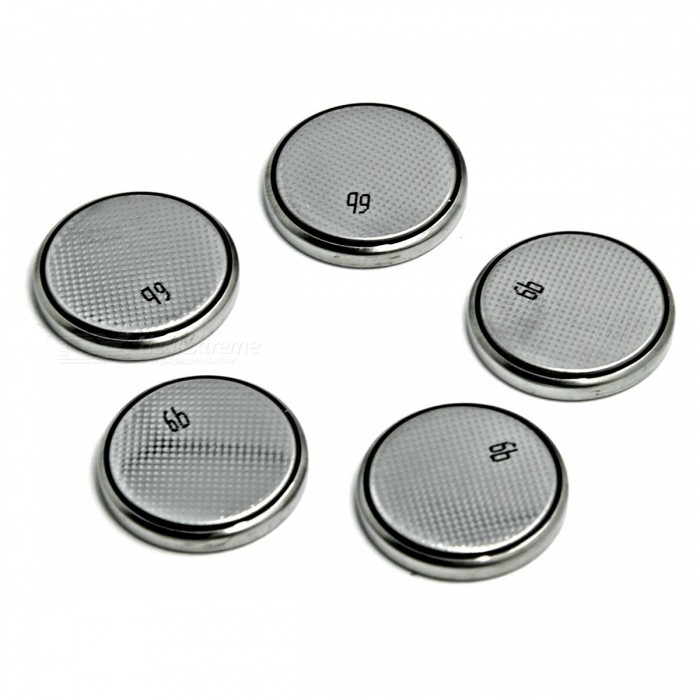 SOSHINE CR2032 3V Lithium Button Cell Batteries (5 PCS)