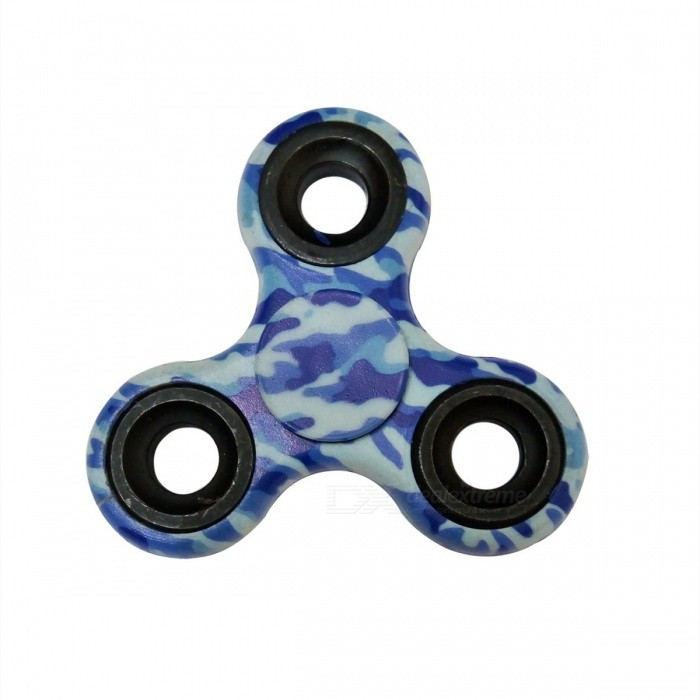 Buy Dayspirit Finger Spinner Toy EDC Hand Spinner for Autism - Blue with Litecoins with Free Shipping on Gipsybee.com