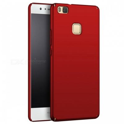 Naxtop PC Hard Protective Back Case for Huawei P9 lite - Red