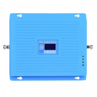 3G 4G 900/1800/2100MHz GSM DCS WCDMA Signal Booster Kit for Cellphone