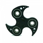 OJADE Luminous Fidget lelun käsi Spinner Finger Toy - musta