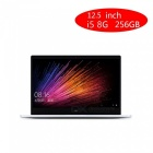 "Xiaomi Air Windows10 12,5"" IPS kannettava I5 w / 8GB RAM, 256GB ROM-hopea"