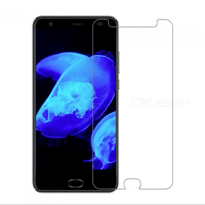 Buy Dazzle Colour Tempered Glass Screen Protector for OUKITEL K6000 Plus with Litecoins with Free Shipping on Gipsybee.com