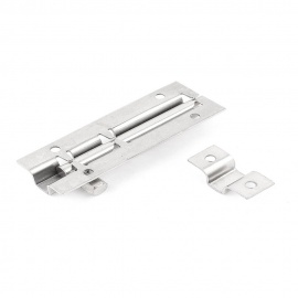 4-Stainless-Steel-Door-Cover-Latches-Lock-Bolts-(4-PCS)