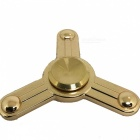 OJADE Triangle muotoinen Fidget Relief Toy EDC Hand Spinner-Golden