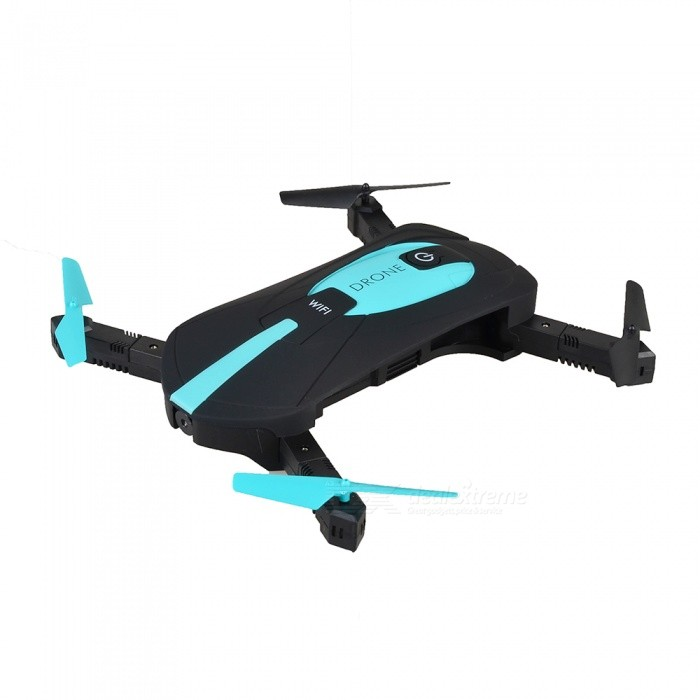 JY018 Wi-Fi FPV Foldable Mini Drone RC Quadcopter with 2.0MP HD Camera for sale for the best price on Gipsybee.com.
