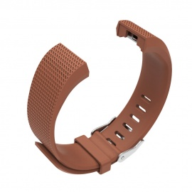 Replacement TPE TPU Wristband Set For Fitbit Charge 2