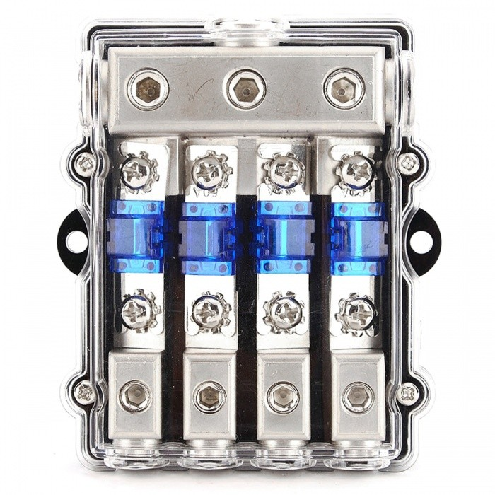 IZTOSSA-F1598-4-Way-Fuse-Holder-with-Fuse-Plate-(Blue-60A)