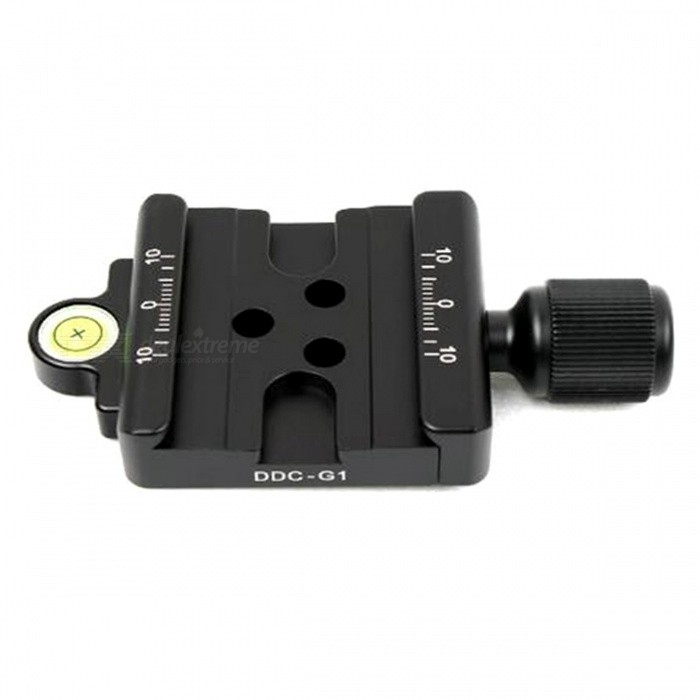 SUNWAYFOTO DDC-G1 Stativhuvud Quick Release Clamp