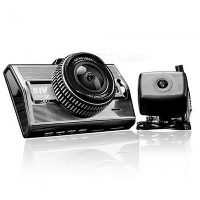 1080P High-definition Car Driving Recorder DVR with Night Vision