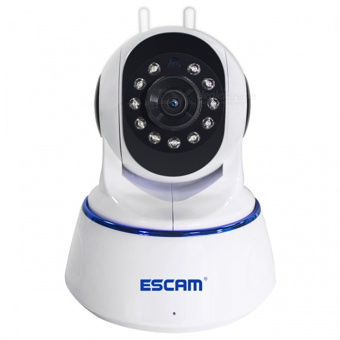 ESCAM QF003 2MP Dual Antenna Pan Tilt ONVIF Wi-Fi Camera