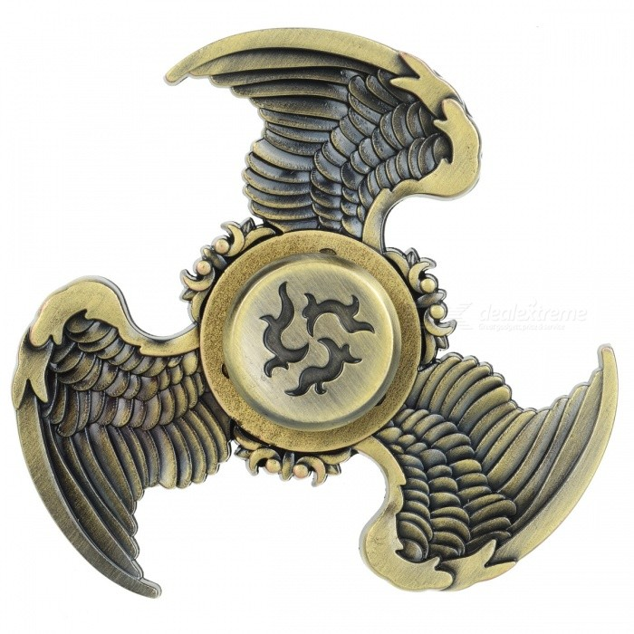 BLCR Tri-Wing Style Fidget Relief Toy EDC Finger Spinner