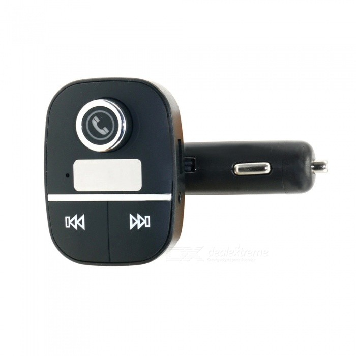 KELIMA Car Bluetooth Handsfree FM-sändare Bluetooth-ljud