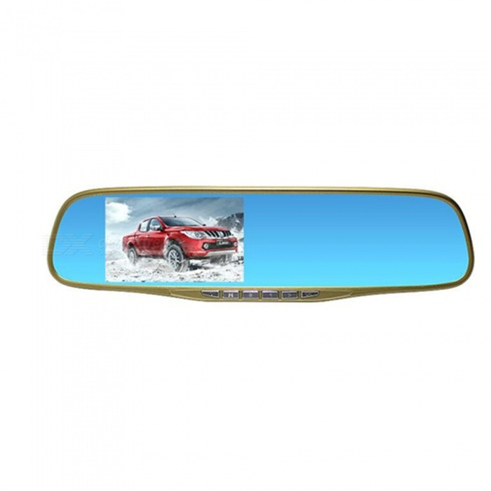 SIV-M12-43-1080P-HD-Rearview-Mirror-Dual-Channel-Driving-Recorder