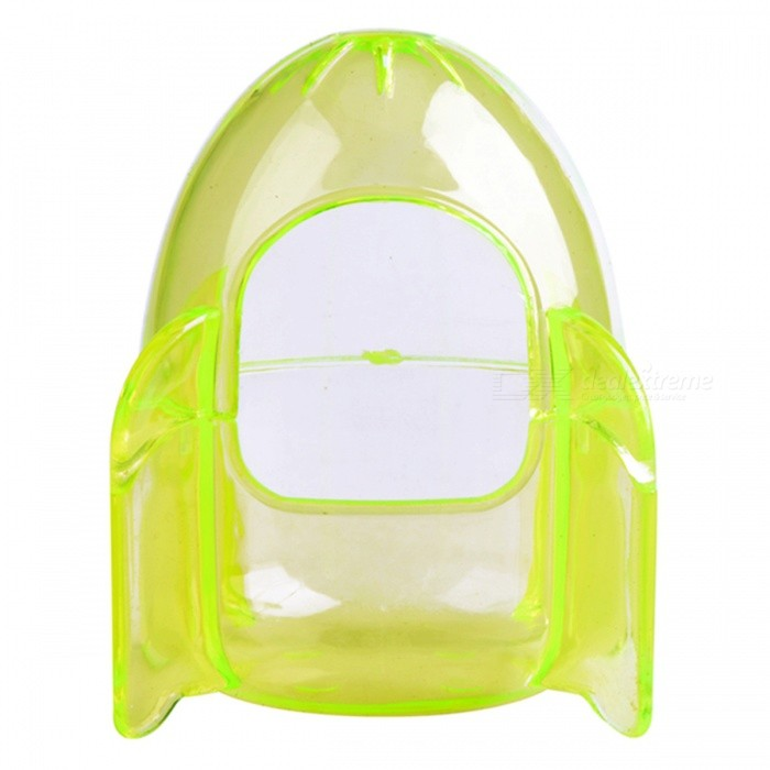 Buy Saim Space Shuttle Shaped Small Animal Sauna Room - Green with Litecoins with Free Shipping on Gipsybee.com