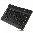 SZKINSTON Ultra Slim Multimedia Wireless Bluetooth Tastatur - Schwarz