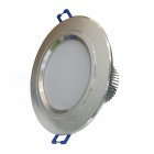 YouOKLight 7.5W Warmes weißes LED Downlight Deckenlampe, AC85-265V, 6PCS