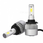 MZ 9006 HB4 COB 72W Auto Car LED Conversion Headlight Bulbs Kit (2PCS)