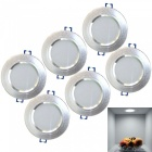 YouOKLight-3W-Cold-White-LED-Downlight-Ceiling-Lamps-AC85-265V-6PCS