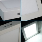 JIAWEN 6W Cold White Surface Mounted LED Ceiling Light Panel Lamp