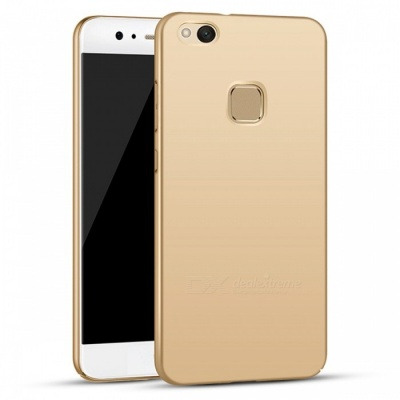 Naxtop PC Hard Protective Back Case for Huawei P10 Lite - Golden