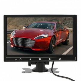 Ultra-thin-7-Touch-key-Car-Harvester-Digital-Display-Screen