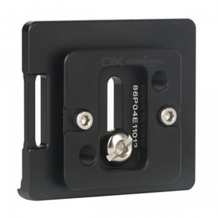 Buy SUNWAYFOTO DPG-50UR Tripod Head Quick Release Plate with Litecoins with Free Shipping on Gipsybee.com