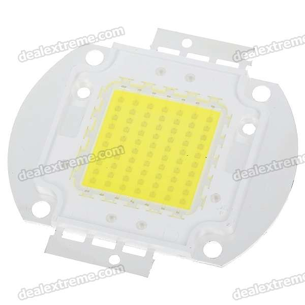 PRIME 70W 5600lm 6500K Cold White LED Metal Plate Module (32~36V)