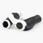 CoolChange-Rubber-Handlebar-Cover-Set-for-Bicycle-Black-White