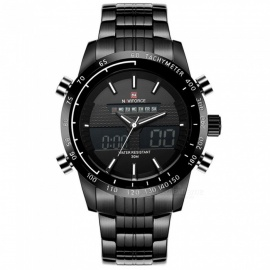 NaviForce-9024-Mens-Sports-Metal-Wrist-Quartz-Watch
