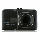 1080P High Definition 5.0MP bildinspelare DVR - Svart