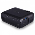 UHAPPY U80 Plus Android 6.0 LCD Projector with Bluetooth Wi-Fi - Black