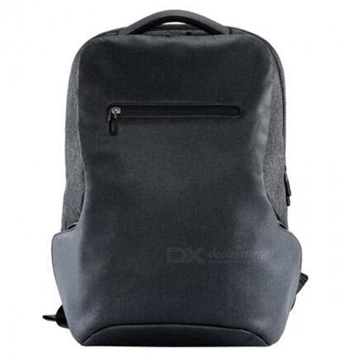 Original Xiaomi Business Multi-functional Backpack - Black (26L)Form  ColorBlackBrandOthers,Others,XiaomiModelNoQuantity1 setMaterialPolyesterTypeOthers,BackpackGear Capacity26 LCapacity Range20L~40LRaincover includedNoPacking List1 x Backpack<br>
