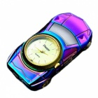ZHAOYAO-Car-Shaped-USB-Cigarette-Lighter-Watch-Colorful