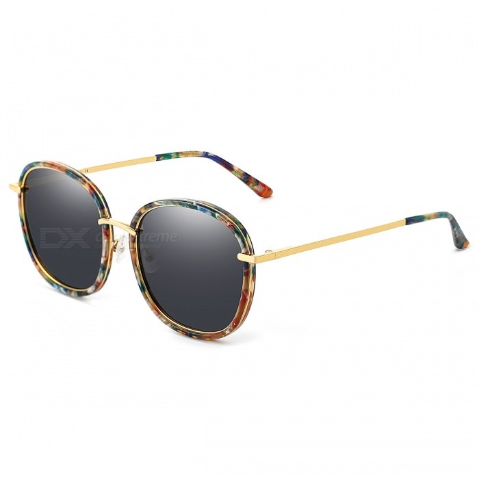 MOBIKE-5011-Fashion-UV400-Sunproof-Sunglasses-for-Women-Golden-Grey