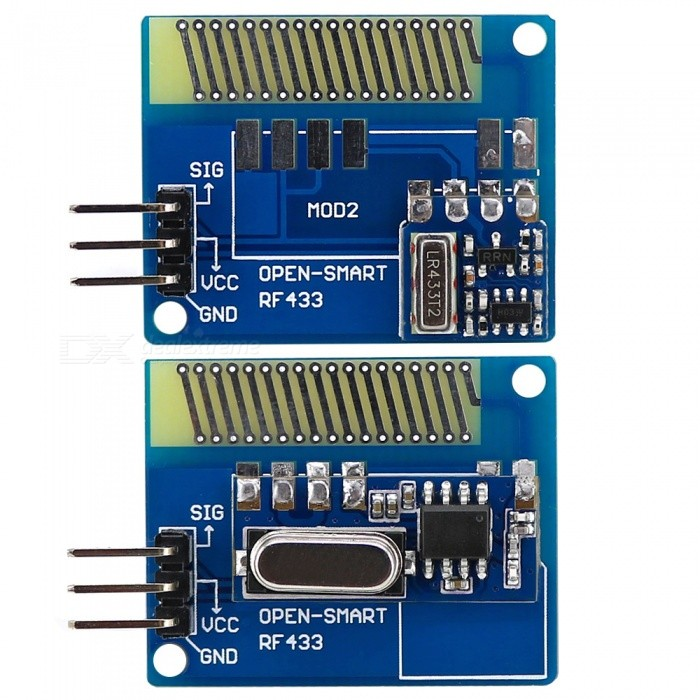 OPEN-SMART Long Range 433MHz RF Wireless Transceiver Kit for Arduino