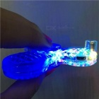 ZHAOYAO Fingertip Crystal Light LED Display Toy med musik