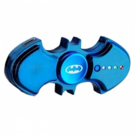 ZHAOYAO-Bat-Style-USB-Charging-Lighter-Hand-Spinner-Blue