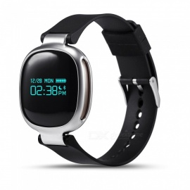 E08 IP67 Waterproof Smart Band with Heart Rate Monitor for iOS Android