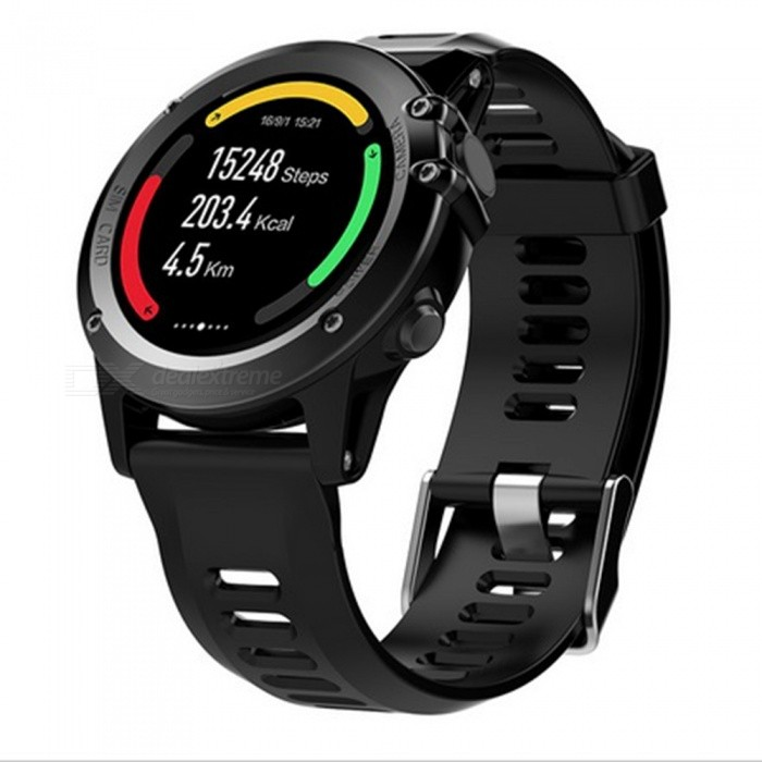 H1 IP68 Waterproof Wi-Fi Bluetooth Smart Watch with 512MB, 4GB